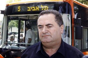 ישראל כץ - צילום נעם וינד