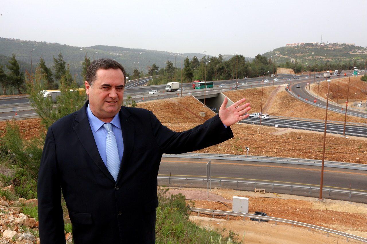 שר התחבורה ישראל כץ 008