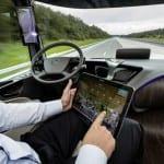 מרצדס משאית העתיד 2025 תפעול