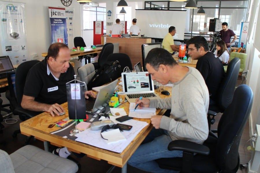טויוטה Hackathon
