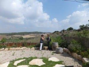 יקב קדמא בכפר אוריה