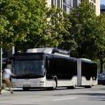 מאן GL מונע בגז אוטובוס השנה 2015