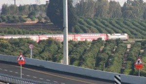 רכבת ישראל. צלם: יואל שורץ
