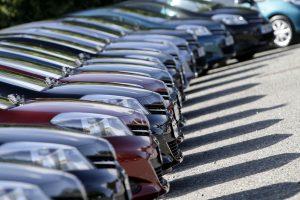 מגרש מכוניות משומשות למכירה