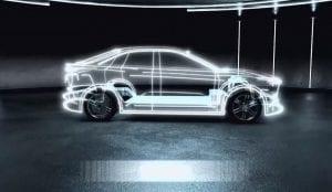 פלטפורמת רכב חשמלי של פוקסקון