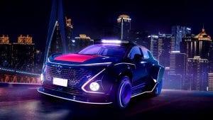 וואווי תשיק בשבוע הבא מכונית עם צ'אנגאן ועם BYD
