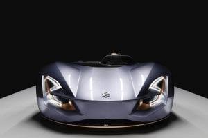 סוזוקי מיסאנו מכונית קונספט