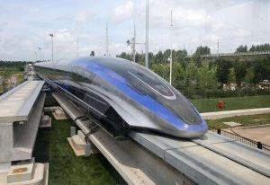 סין חשפה את הרכבת המהירה ביותר בעולם